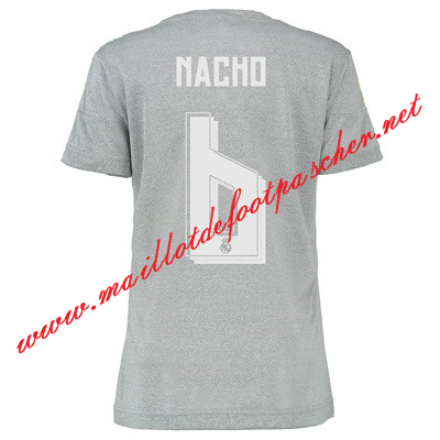 Maillot Extérieur Real Madrid Nacho