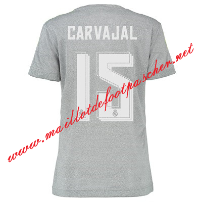 Maillot THIRD Real Madrid Carvajal
