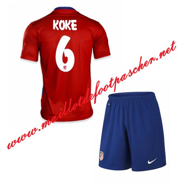 Maillot Domicile Atlético de Madrid Koke