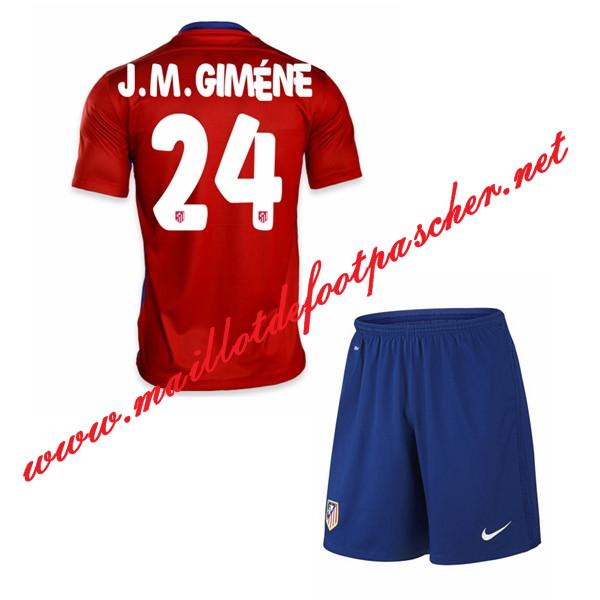 Maillot Extérieur Atlético de Madrid J. M. Giménez