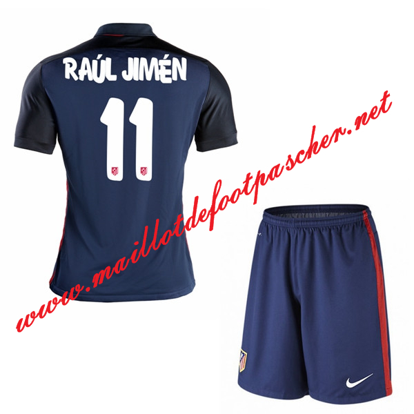 maillots fr nouveau maillots foot atletico madrid enfant 2015 2016 pas cher. Black Bedroom Furniture Sets. Home Design Ideas