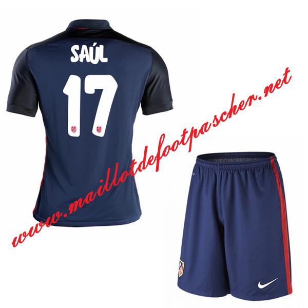 Maillot THIRD Atlético de Madrid Saúl