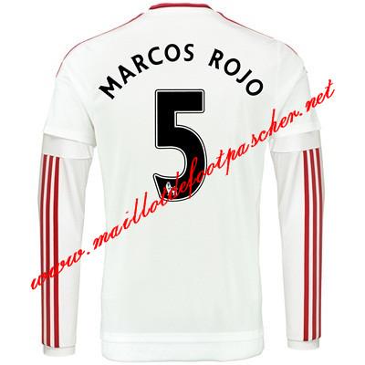 Maillot Extérieur Manchester United Marcos Rojo
