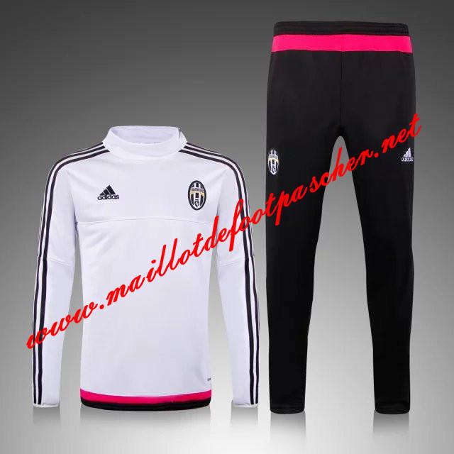 Achetez Survetement de foot Juventus Noir