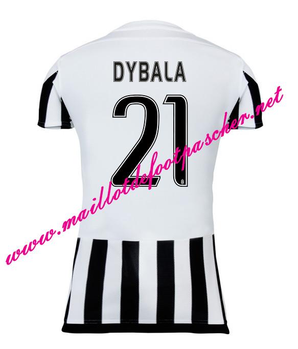 Maillot Domicile Juventus Femme