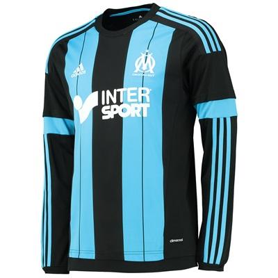 tenue de foot Olympique de Marseille LONGUES