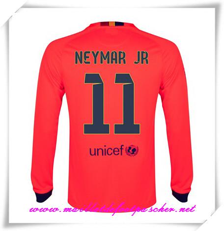 Nouveau maillot de foot barcelone exterieur neymar jr 11 for Maillot exterieur barcelone 2014