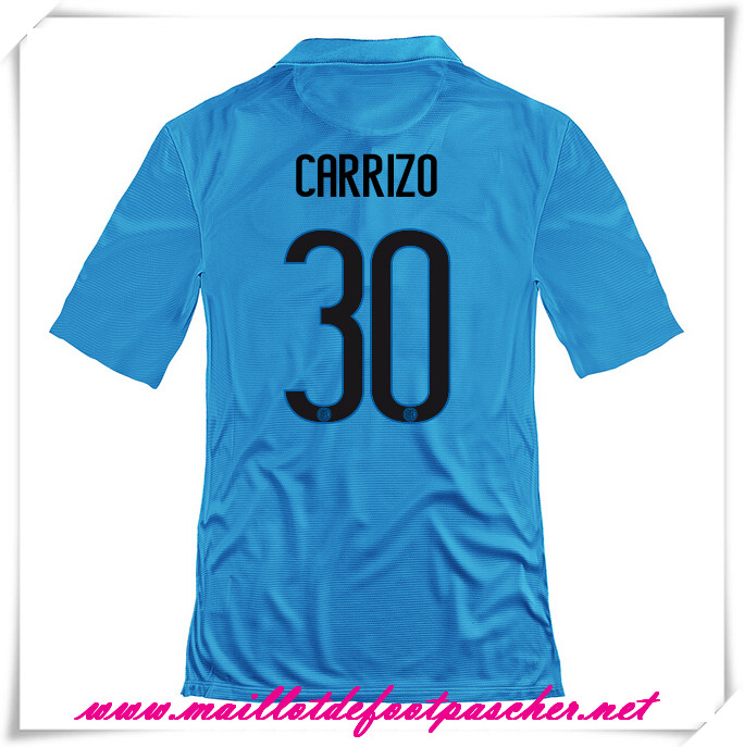 maillots-fr: Serie A Nouveau Maillot foot Inter Milan Third 2014 2015 Saison (Carrizo 30)