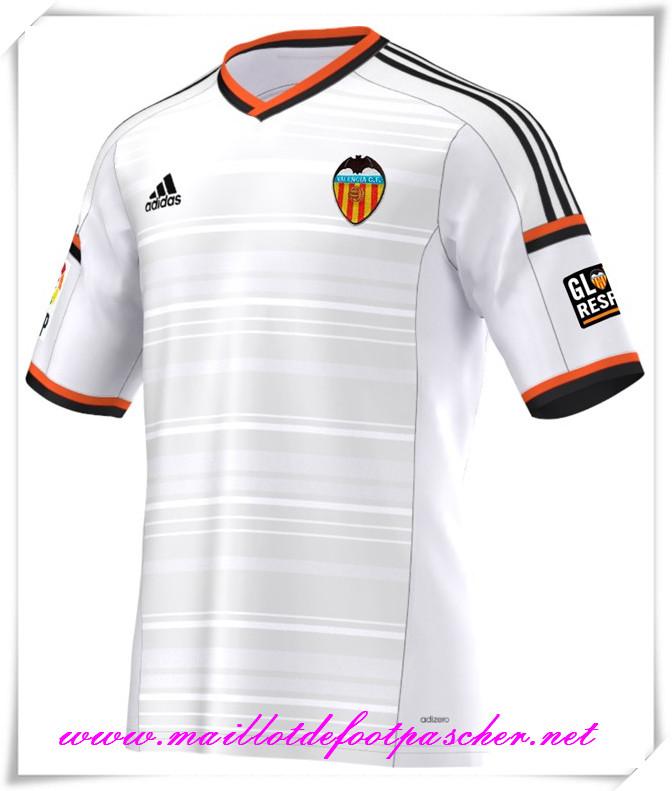 Maillot Domicile Valencia CF Rubén Vezo