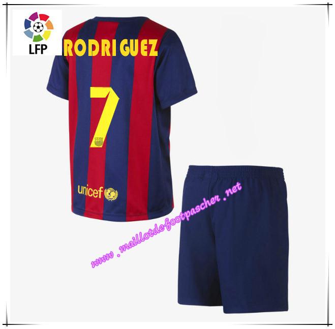 La liga nouveau maillot barcelone enfant 2013 2014 for Maillot exterieur barcelone 2014