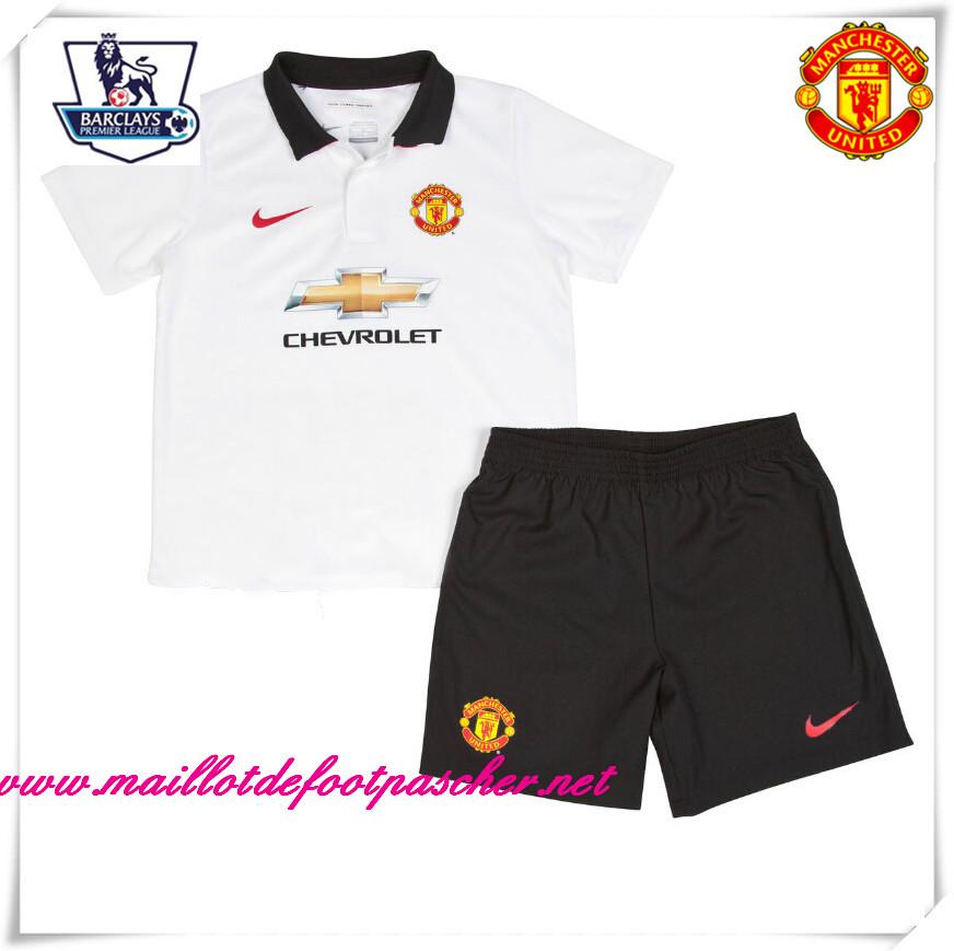Premier league nouveau maillot manchester united enfant for Maillot exterieur manchester united