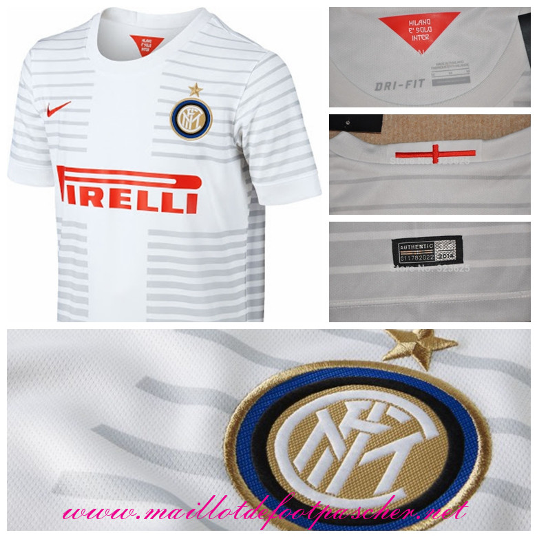 serie a nouveau maillot inter milan taider 21 exterieur 2014 2015 prix pas chere. Black Bedroom Furniture Sets. Home Design Ideas