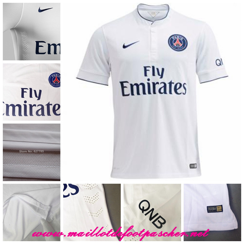 ligue 1 nouveau maillot psg marquinhos 5 exterieur 2014 2015 prix pas chere. Black Bedroom Furniture Sets. Home Design Ideas