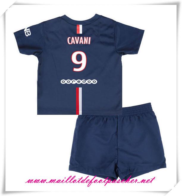 492312e2d8eae maillots-fr: Ligue 1 Nouveau maillot foot PSG Enfant 2014 2015 Saison  Domicile (